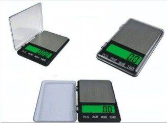 BDS notebook jewellery pocket scale 1108-2