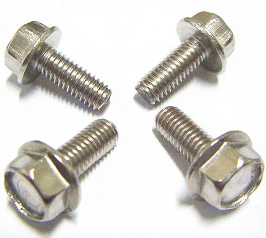 DIN6921 Hex Flange Bolts