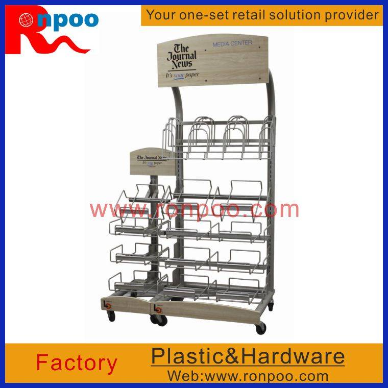 Metal hanging display racks,Grocery Food Racks,Floor Sign holders,Garment Display Racks,Retail Store