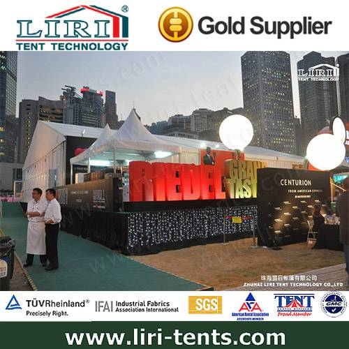 15x20m Aluminum Frame Event Tent for Festival from Liri Tent
