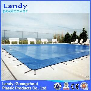 winter safety cover for swimming pools