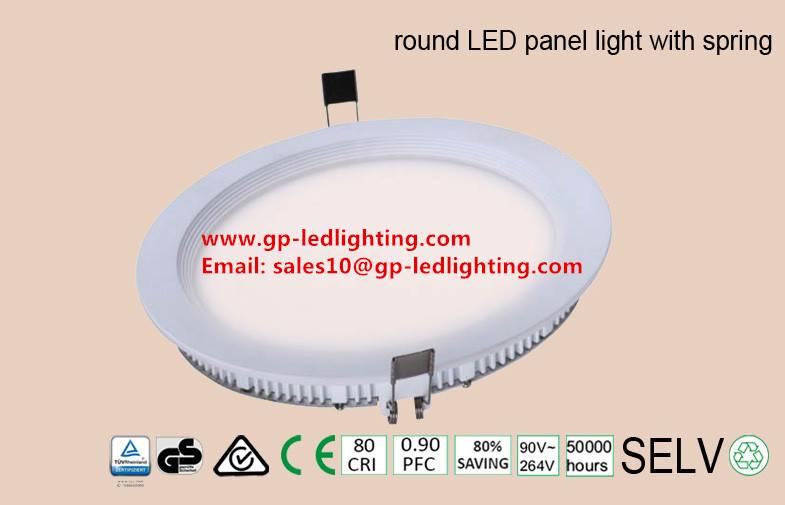 High quality led panel light
