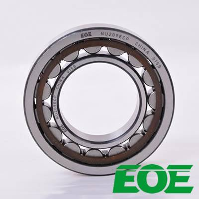 EOE factory price single row cylindrical roller bearing NU series