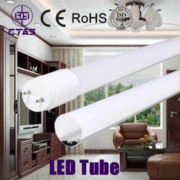 all plastic t8 led tube 22w ac90-260v 270deg