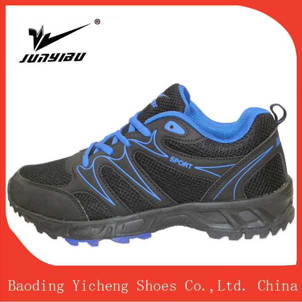 Good price newest flat sole running shoes sport shoes men