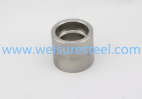 Supply Duplex Stainless Steel S31500. S31803. S32304. S32205. S32760. S32750 Socket Coupling
