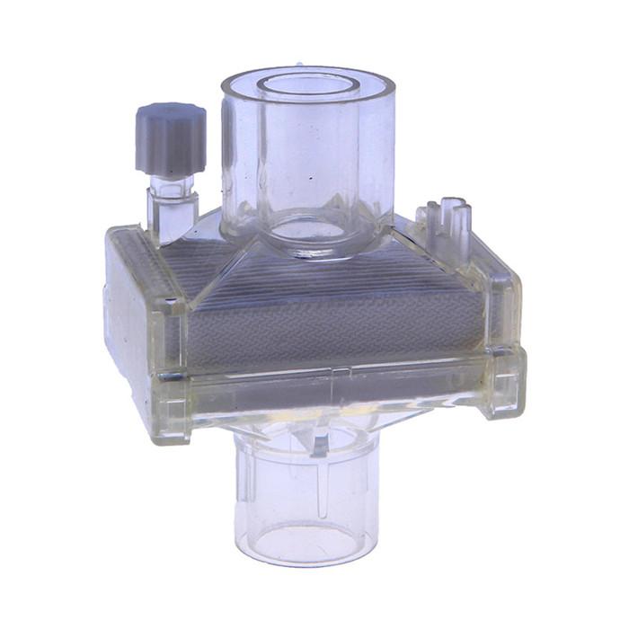 Bacterial HEPA filter