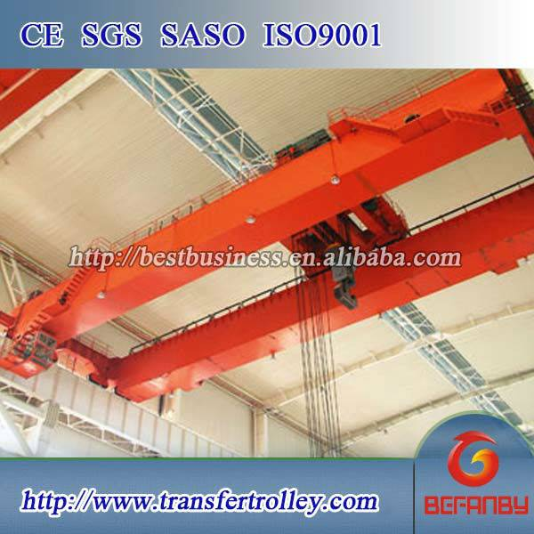 50t Double Girder Overhead Crane