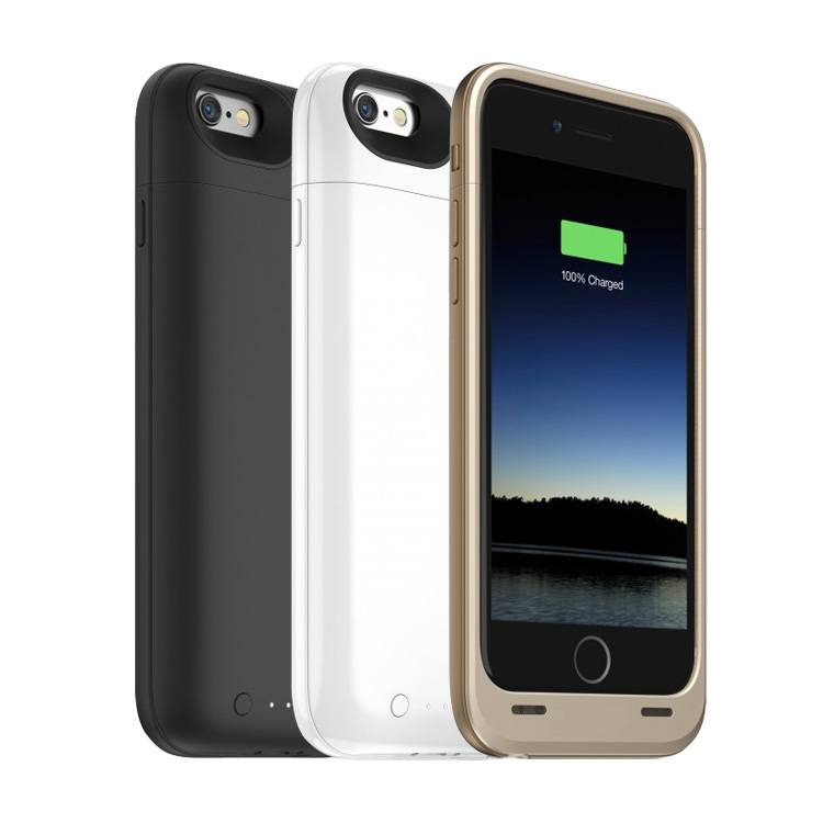 mophie juice pack air - iPhone 6 & 6S Battery Case 2750mah 3 color avaiable