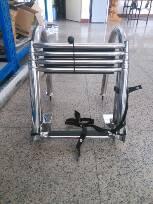 stainless steel marine yacht ladder /304 steel boat ladder