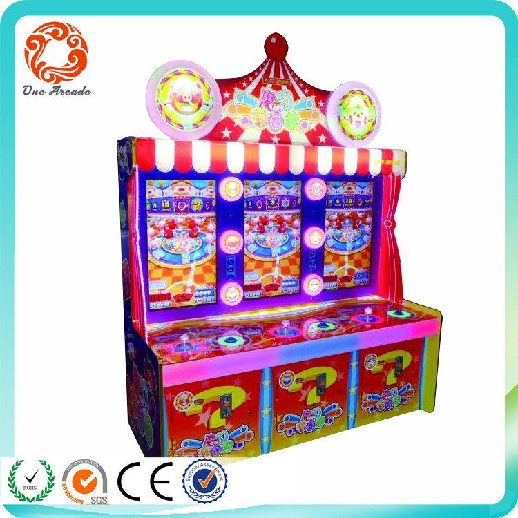 2017 Newst Arcade Coin Operated Tickets Redemption Game Machine