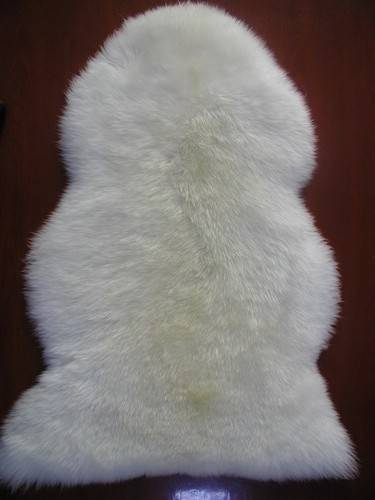 Eco-Tanning Baby Lamb Skinf UR Rug for Sale