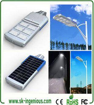 Best Selling Solar Street Light Fixtures For Africa