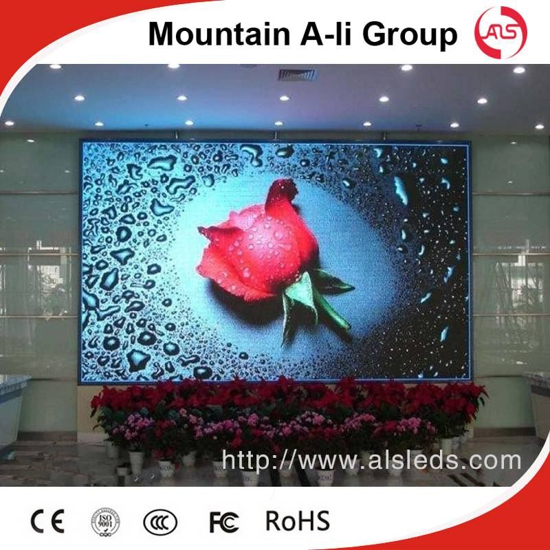 P6 Indoor Full Color LED Screen for Stage Performance