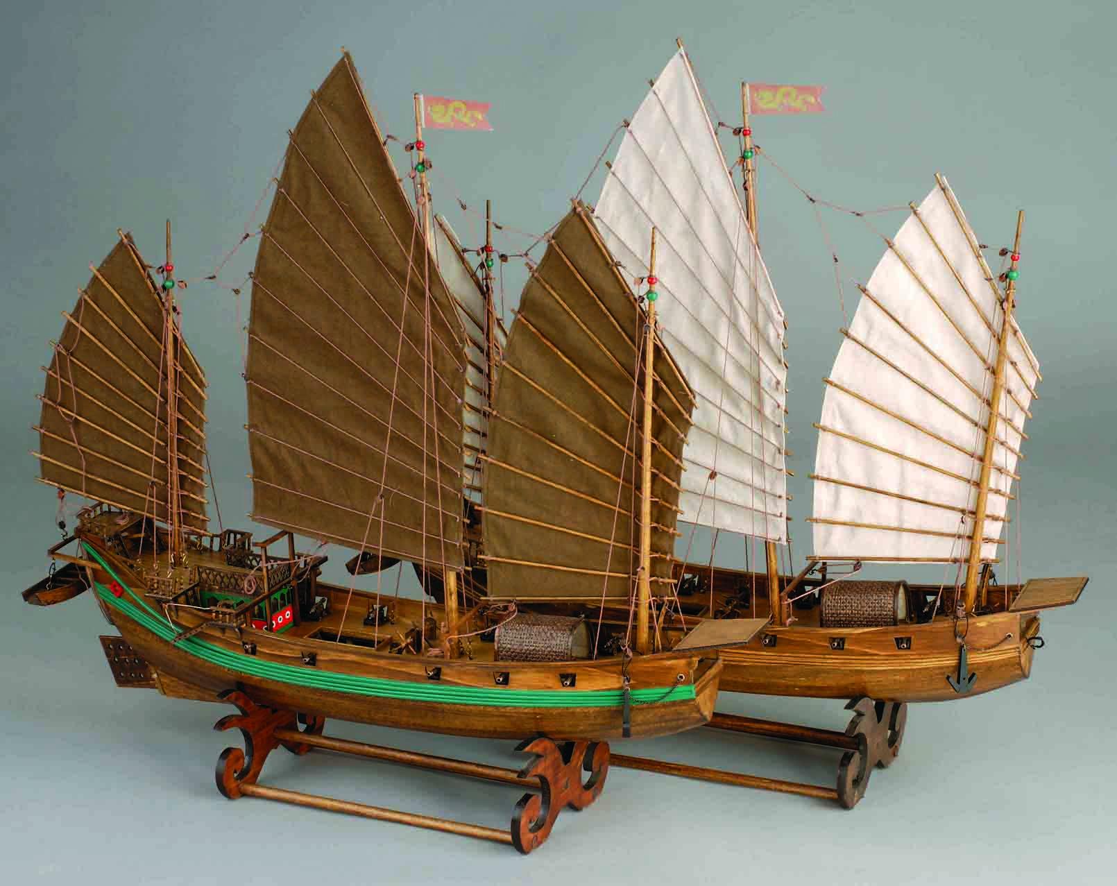 ship model --Chinese Zhenghe Warship