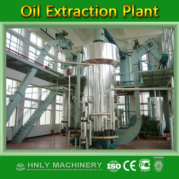 rice bran oil producing project with engineer design