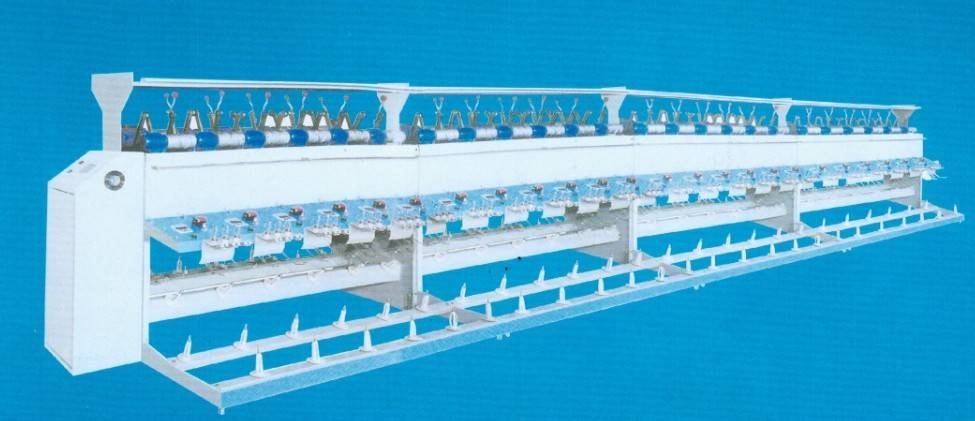 High Speed Assembly Winder(HQ688A)