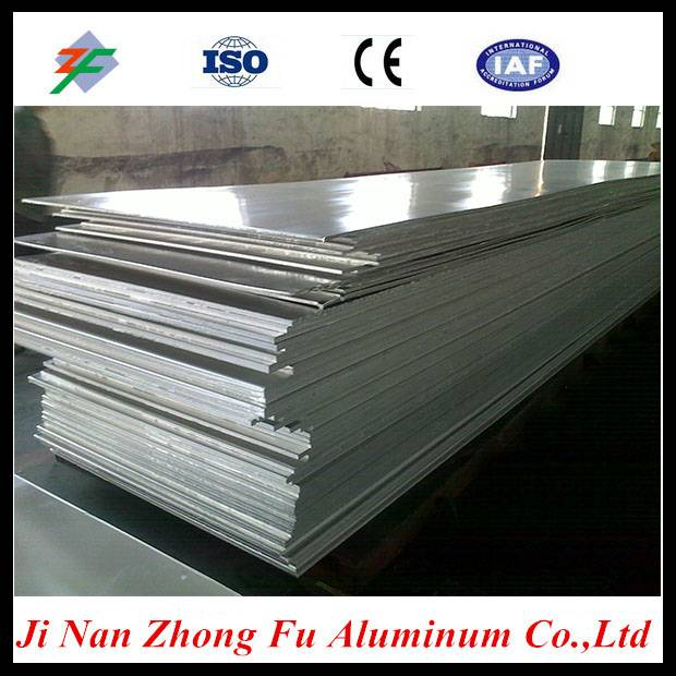 ISO Certification Surface Treatment Aluminum Plate of High Quality