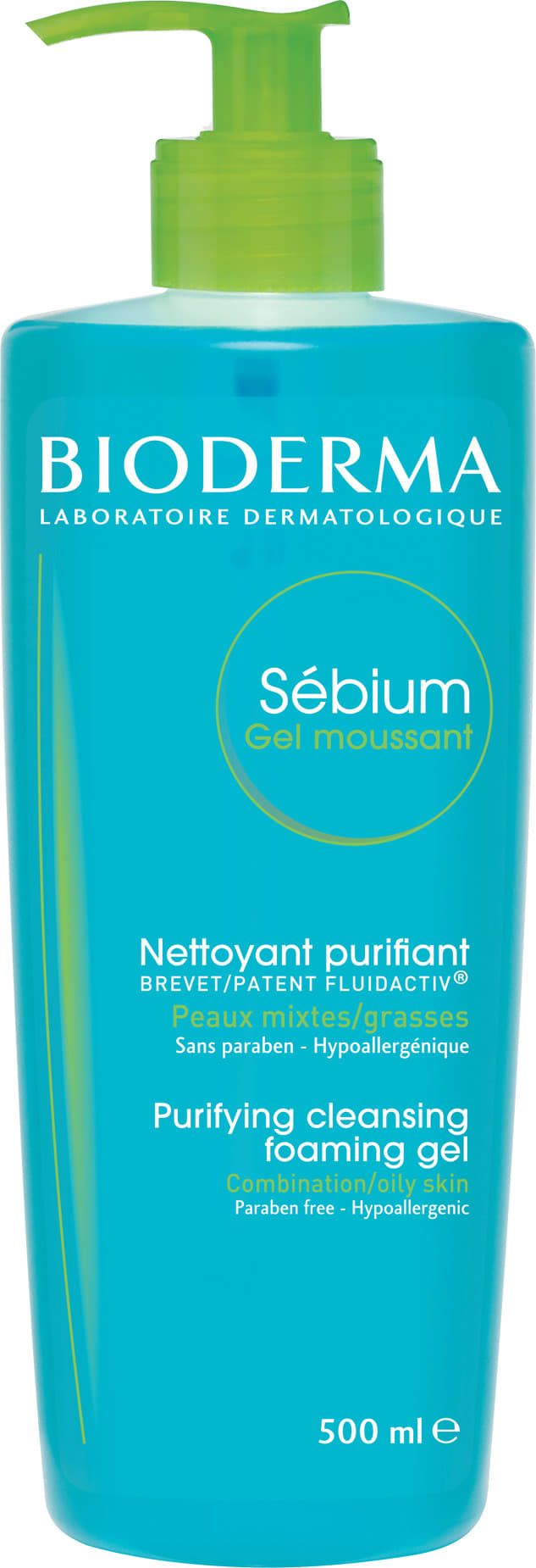 BIODERMA SEBIUM PURIFYING CLEANSING FOAMING GEl