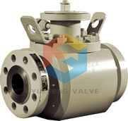 Forged Top-Entry Ball Valve