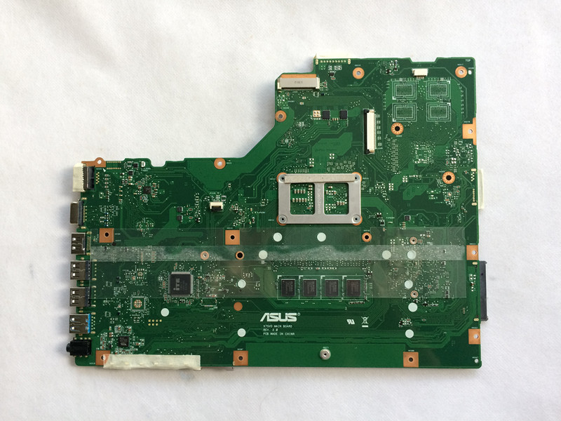 X75A motherboard for ASUS X75VD REV2.0 mainboard I5 CPU 60-NDOMB1B00-A03 4G
