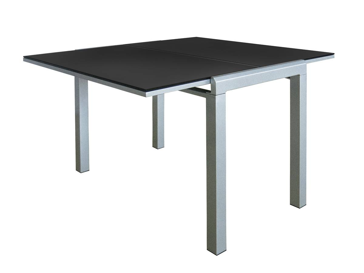 Tempered Glass Dining Table - Extensible Tables