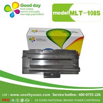 Printer toner cartridge for Samsung MLT108S  Drum unit manufacturer