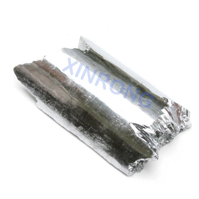 Factory Sell High Purity Tellurium Ingot Metal 1kg 99.99% to 99.99999%