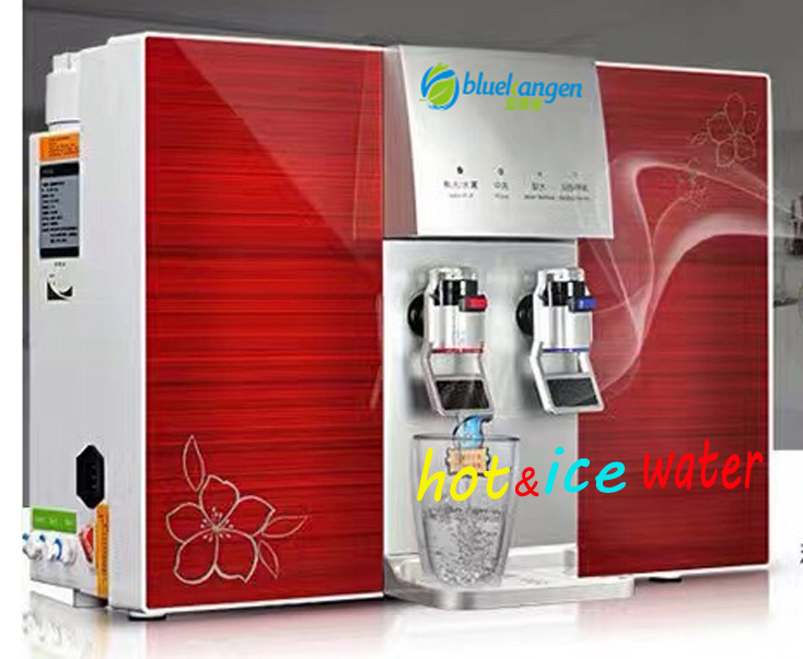 Smart/Intelligent Water Appliance/ RO Purifer with Hot/Ice Water Dispenser and IC Display