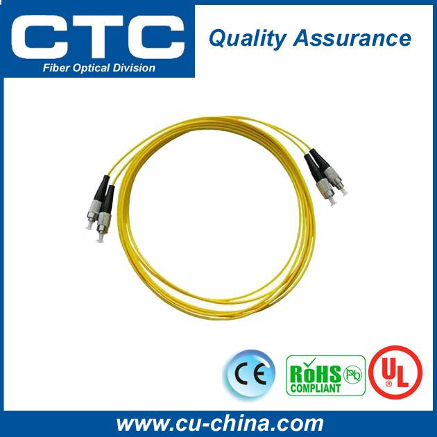 china direct sale optical fiber patch cord