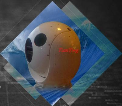 4 Axis 20Microradian LOS Stability 20km 640x512 Maritime Cooled Thermal Imaging Camera System