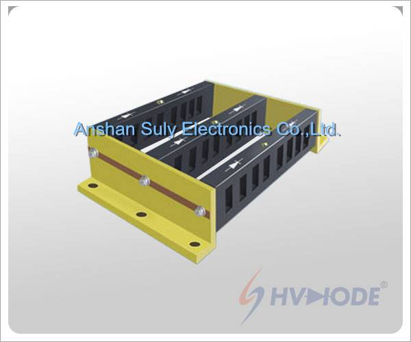 High Voltage Three Phase Rectifier Bridge