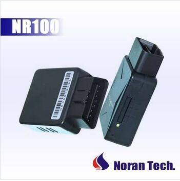 Plug-in and Plug-out GPS Tracker withh OBD II interface NR100