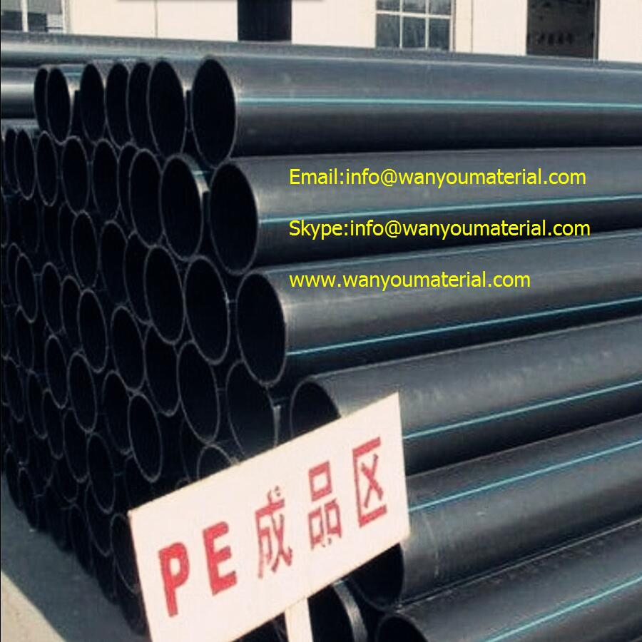 High Quality Plastic Pipe-PVC/PPR/PE Pipe info at wanyoumaterial.com