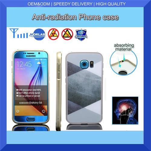 2015 new arrival plastic phone case for mobile phone cover with anti-radiation function