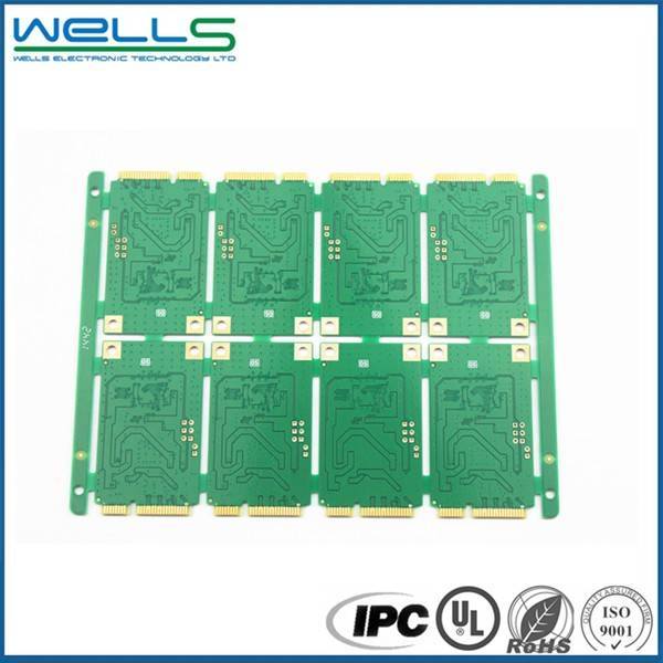 PCB Copy Service with Electronic components One Stop Circuit Board Design