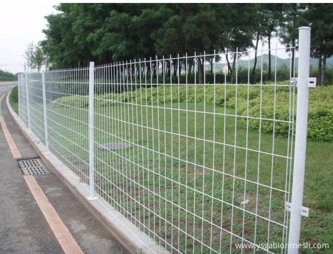 Security Perimeter Construction Sites Temporary Fence