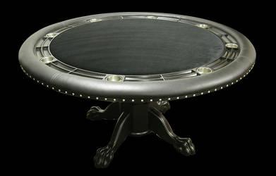 AF-35 round poker table
