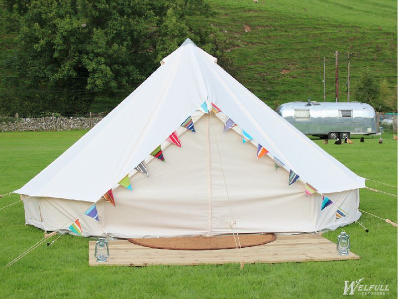 Family Party Canvas Bell tent