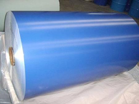 Color coated aluminium coil roll