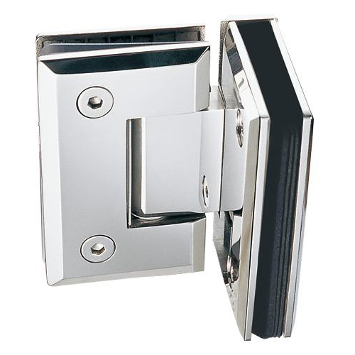 304 stainless steel glass door clamp or shower hinge