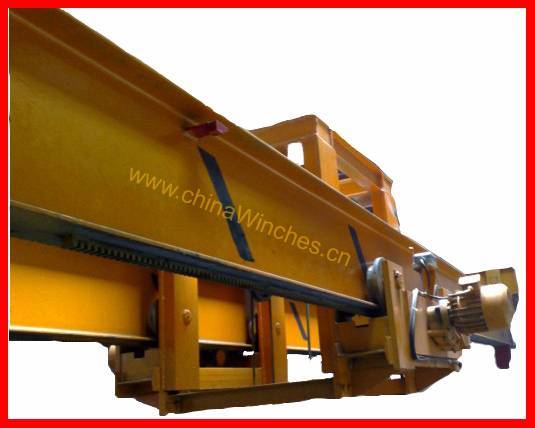 Single or Double Beam Engine Room Crane