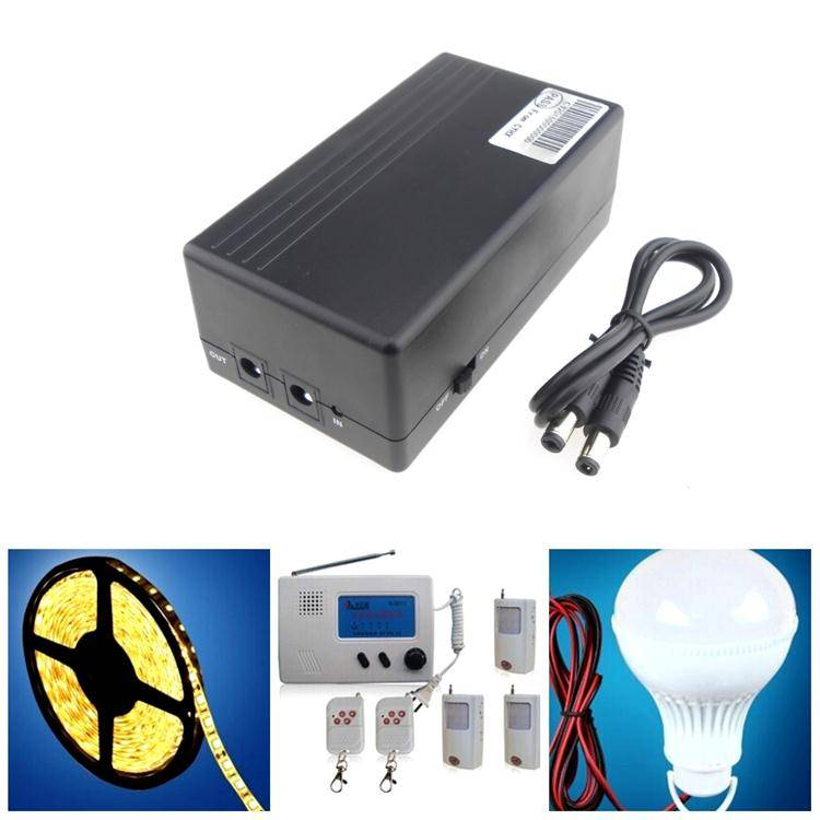 5V 14.8W mini UPS uninterruptible power supply Security monitoring fingerprint attendance emergency