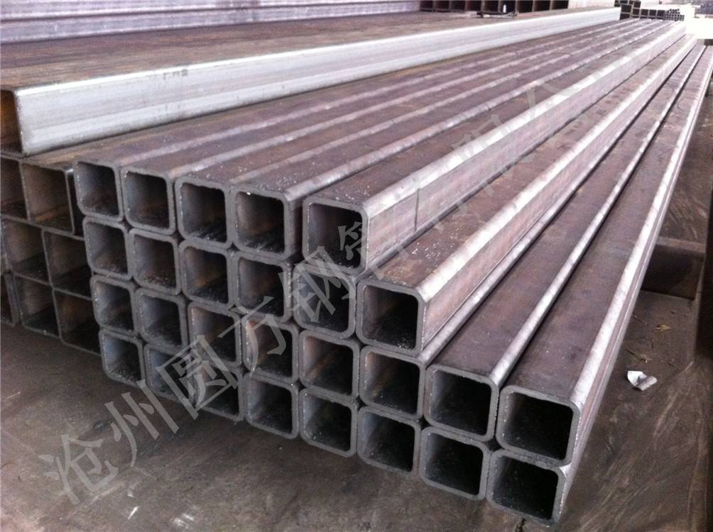 50*50mm hot rolled square steel pipe