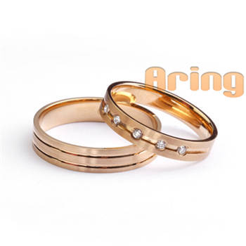 Wholesale 18k Gold Jewelry Diamonds Wedding bands 18k gold jewelry