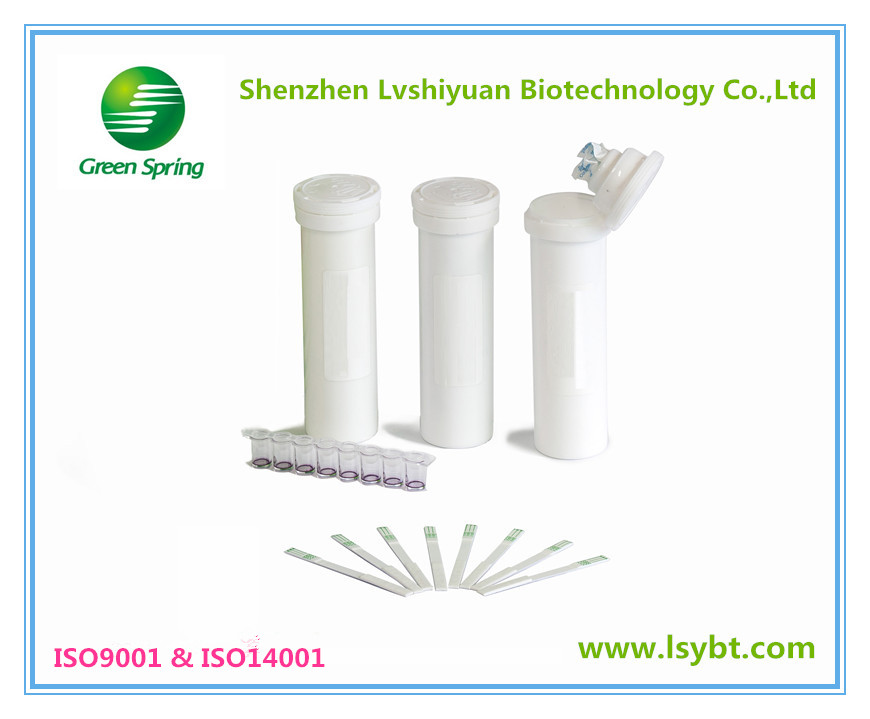 Beta-lactams, Tetracyclines and Sulfonamides Combo rapid test strip (milk)