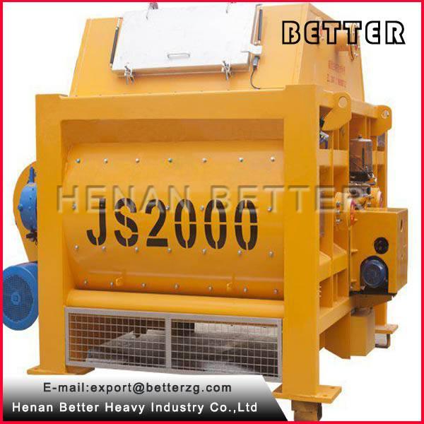 automatic control concrete mixer specification price