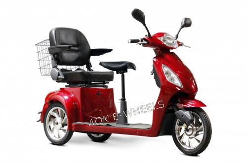 500W/800W Disabled Electric Mobility Scooter for Elder and Disabled People