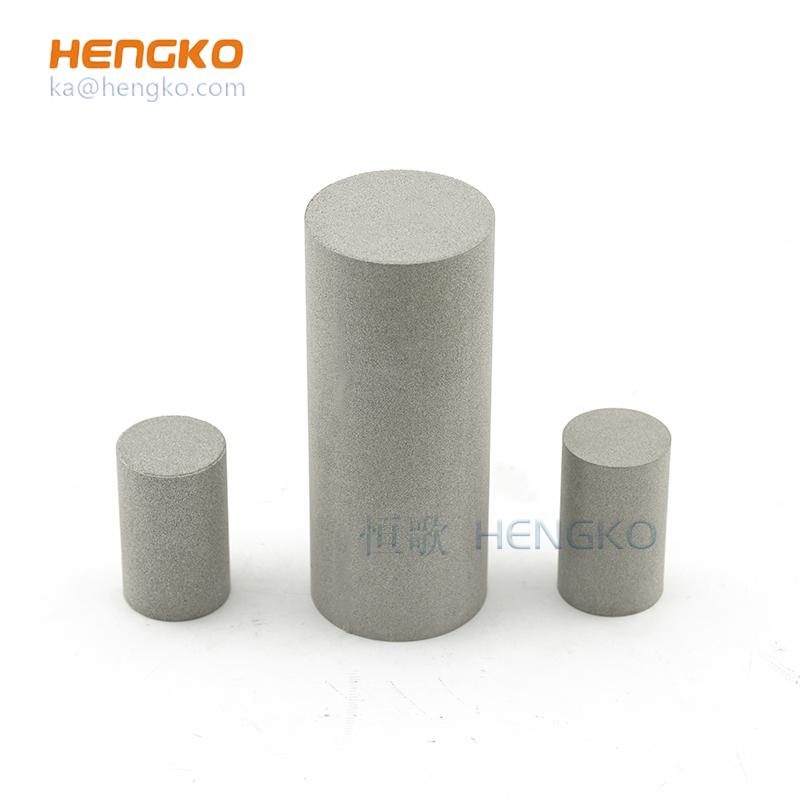 Nickel/Copper/Stainless Steel Steel Filter column