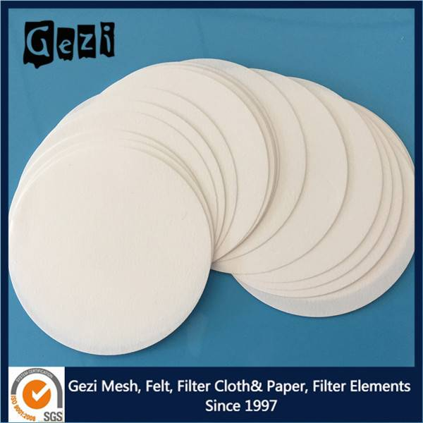 GZ factory made filter paper for oil filtration